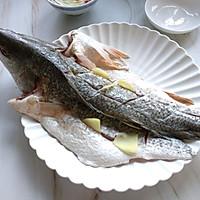 #硬核菜谱制作人#清蒸美国红鱼的做法图解3