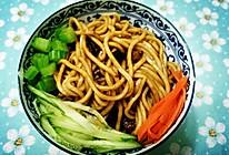 最家常的北京美食——老北京炸酱面(详细步骤版)的做法