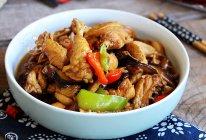 周末餐桌~香菇焖鸡的做法