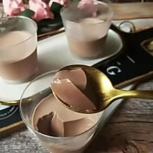巧克力奶冻
