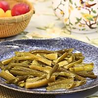 夏日开胃菜-凉拌海藻笋的做法图解2