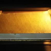 Q润的抹茶蜜豆蛋糕卷的做法图解14