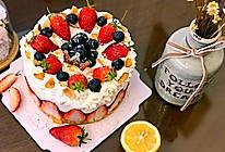 草莓奶酪蛋糕的做法