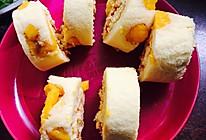 入口即化的棉花蛋糕的做法