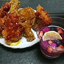 韩国炸鸡酱汁