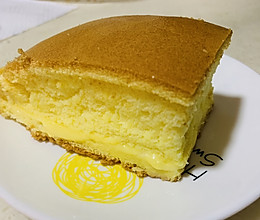 古早蛋糕(烤盘22.5*22.5*4.5)的做法