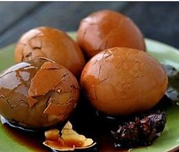 卤鸡蛋的做法