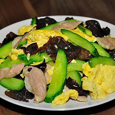 木须肉(木樨肉,苜蓿肉)