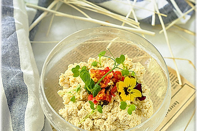 换个方法吃豆腐《豆腐慕斯》