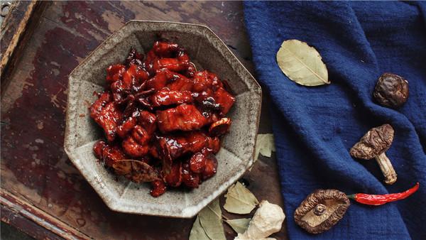 南国腐乳肉,一块肉一碗腐乳就可做出的人生美味的做法