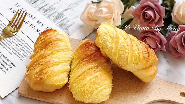 椰蓉面包卷的做法