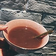 红豆糯米粥