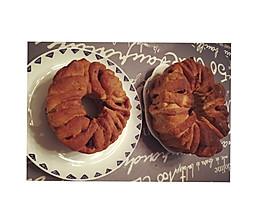 咖啡肉桂蔓越莓手撕面包的做法