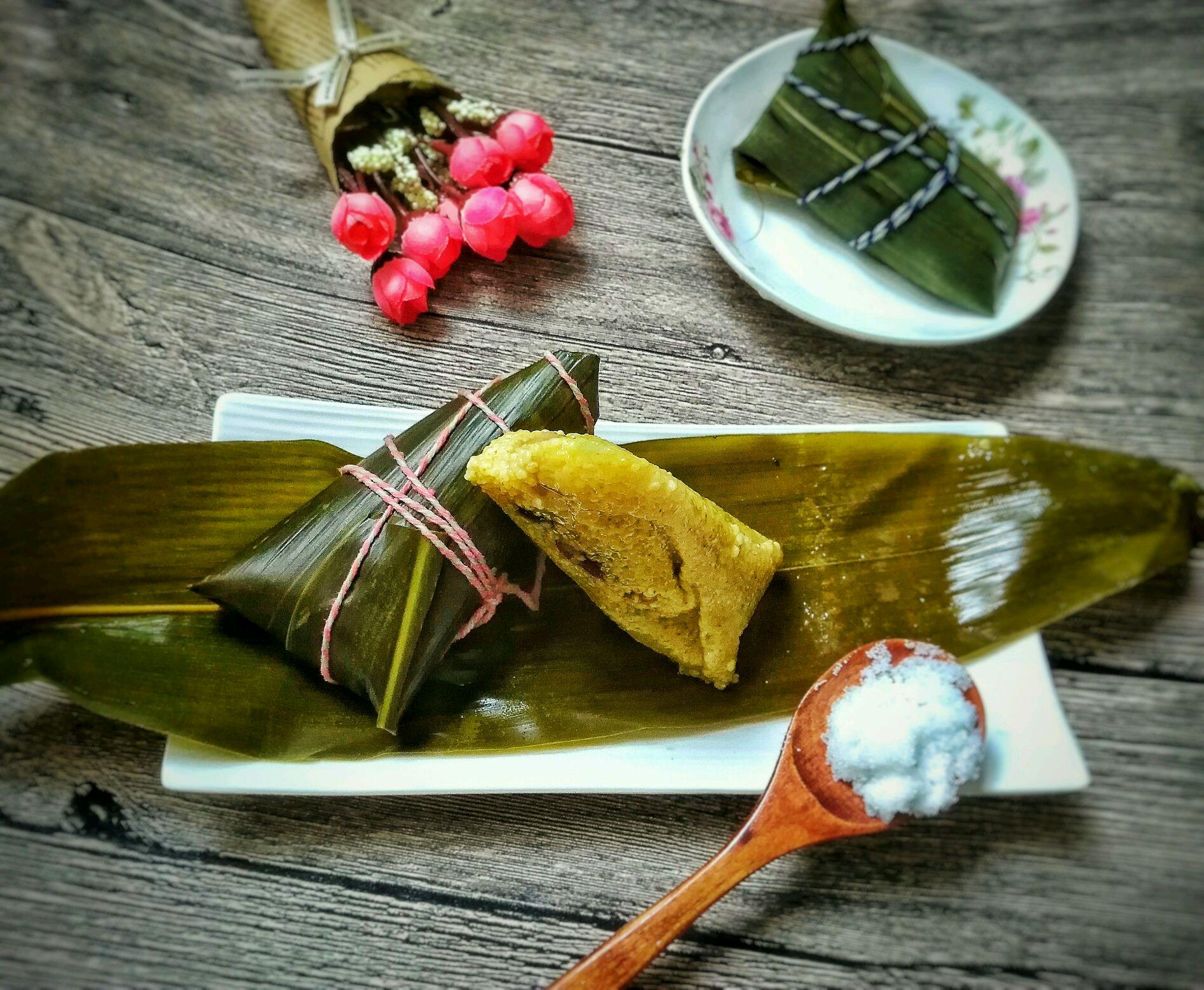 黍米怎么吃_黍米粽子(大黄米)的做法_菜谱_豆果美食
