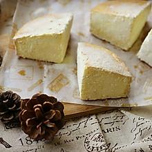 海绵蛋糕奶酪包(比超红奶酪包更软妹!