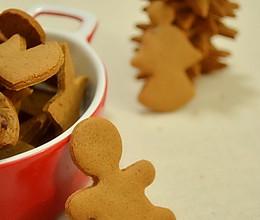 预热圣诞节-----姜饼的做法