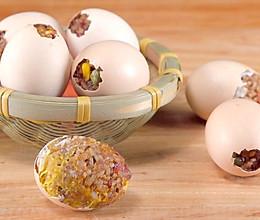自制黄金糯米蛋的做法