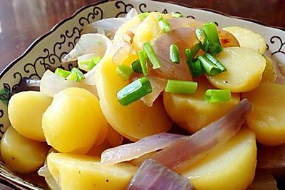 当土豆邂逅了洋葱时…