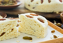 葡萄干燕麦发糕的做法
