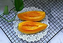 砂糖烤木瓜的做法