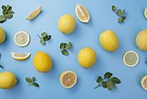 柠檬水,可不只是柠檬加水这么简单的做法