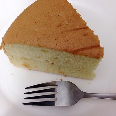 【戚风蛋糕】八寸—蛋糕坯