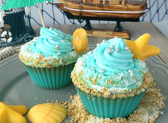 海洋杯蛋糕的做法
