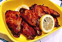 柠檬蜜汁鸡翅的做法