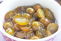 金桔罐头的做法
