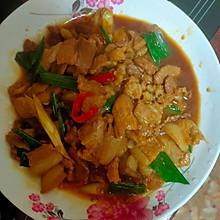 酱油水炒肉