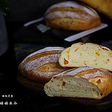芒果面包-----天然酵种版