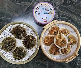 海蛎饼和炸虾饼的做法