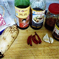无独有藕-凉拌麻辣豆豉红油藕片的做法图解1