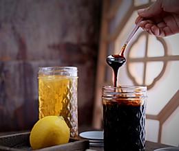 黑糖转化糖浆的做法