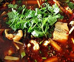 辣辣的青花椒鱼,满足你的味蕾的做法