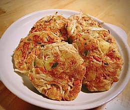 100道减肥餐—8道时蔬田园土豆饼的做法