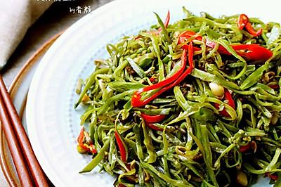 尖椒扁豆丝