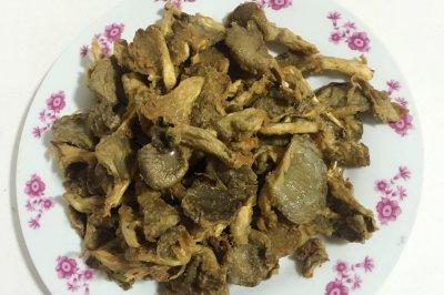 椒盐蘑菇脆