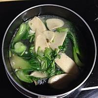 鲜爽海带汤的做法图解2