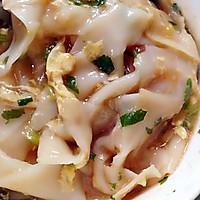 快手早餐~饺子皮片汤的做法图解8