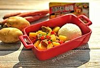 土豆牛肉咖喱饭#百梦多Lady咖喱#的做法