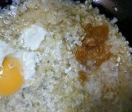 阴米粥的做法