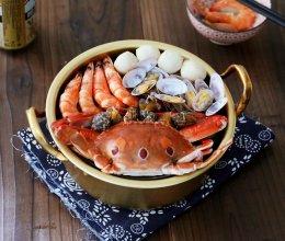 #秋天怎么吃#海鲜火锅的做法