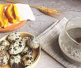 高蛋白低胆固醇美食:鹌鹑蛋的做法