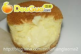 有料的戚风——北海道戚风蛋糕