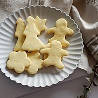 圣诞黄油曲奇饼干的做法图解6