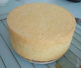 六寸戚风蛋糕(超详细完美不开裂)的做法