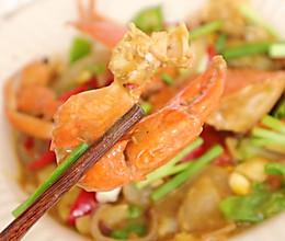 #美食视频挑战赛#飘香泰式咖喱蟹的做法