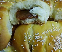 山楂面包的做法