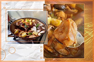 简单又好吃哒黄焖鸡米饭